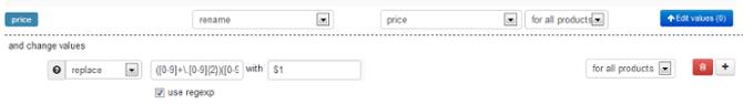 Gebruik Regular Expressions om je productprijzen te matchen met feed specificaties