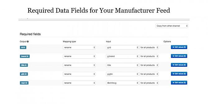 google-fabrikant-center-required-velden
