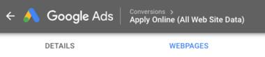 webpaginas-conversies