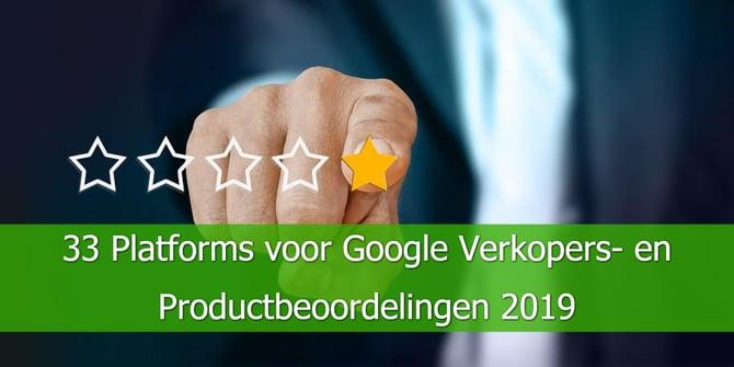 Google-Verkopers
