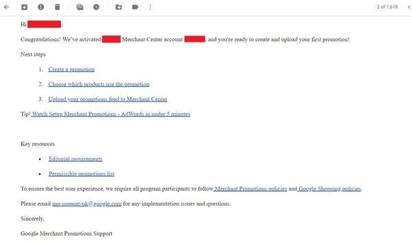 google_merchant_promoties_email