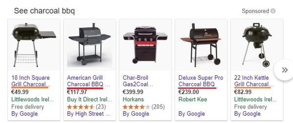 google shopping product titel optimalisatie