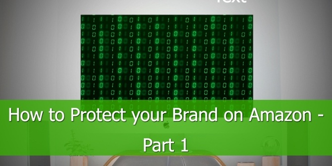b53130390ae Hoe uw Merk te Beschermen op Amazon - Deel1