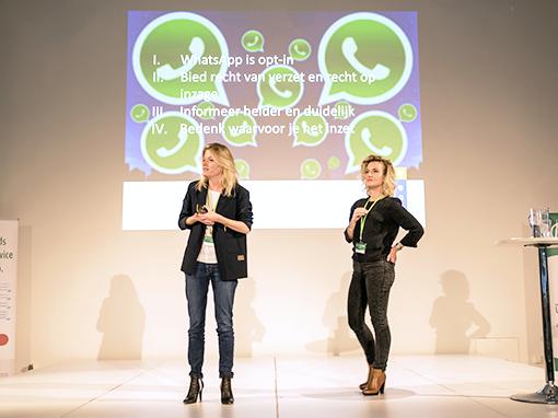 Nederland Social Messaging Event