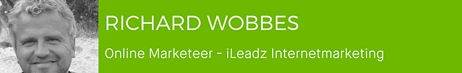 Richard Wobbes - Online Marketeer - iLeadz Internetmarketing