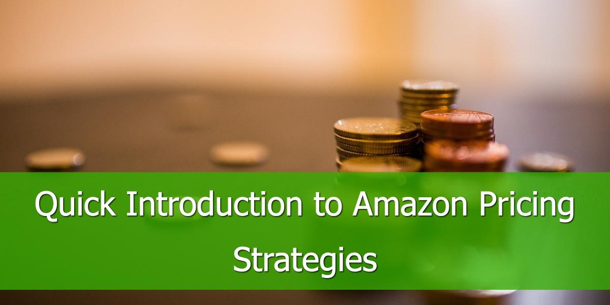Snelle introductie tot Prijsstrategieën voor Amazon